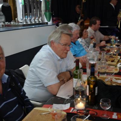 Soirée Jazz Club du Rocher du 14 avril 2017