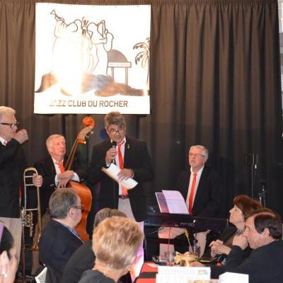 Soirée d'ouverture du Jazz Club du Rocher au Rocalamar
