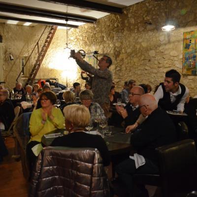Jazz et Gastronomie à la Tulipe Noire 2019.01.25