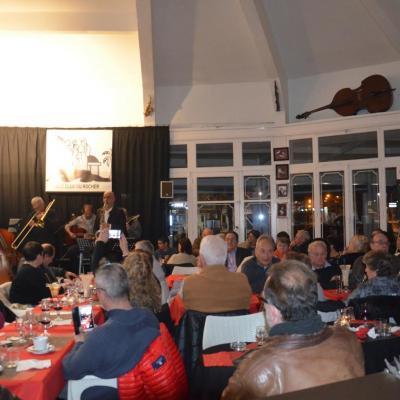 Soirée jazz club du  02-03-2018 au Rocalamar