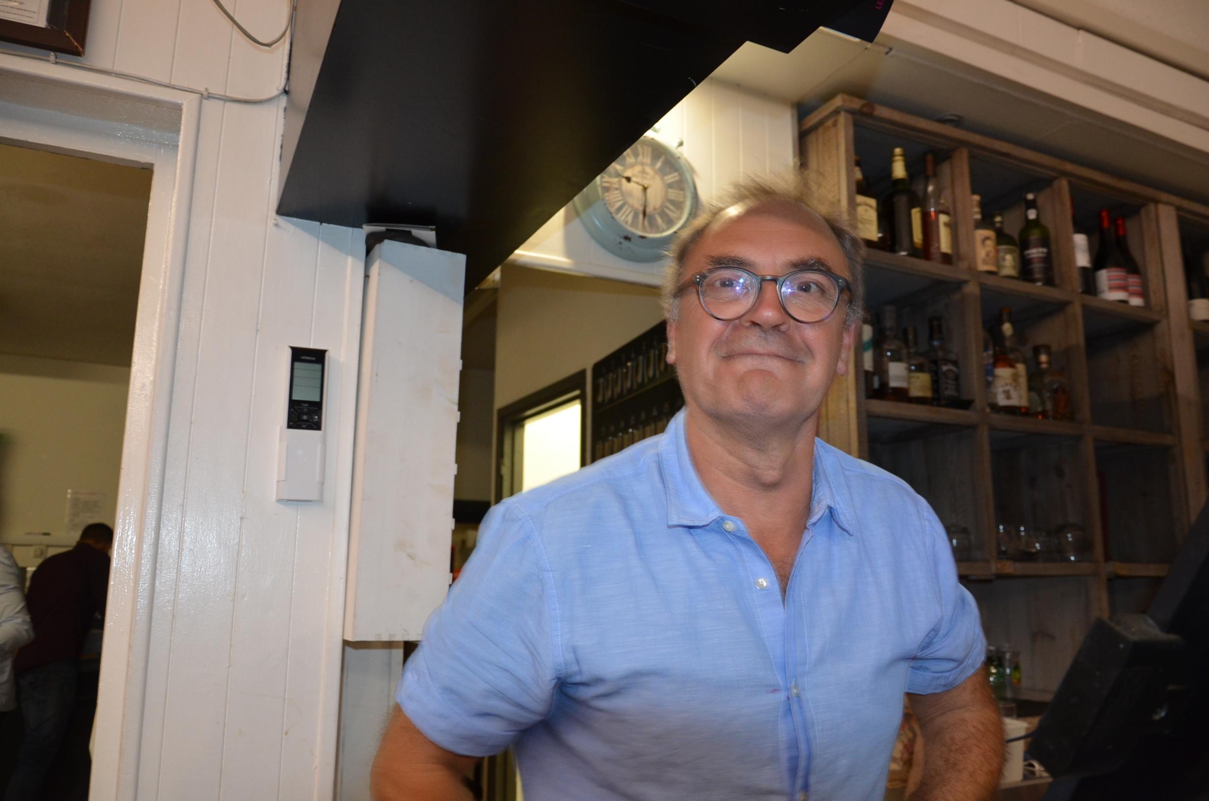 Le boss du Roca Jacques Thill