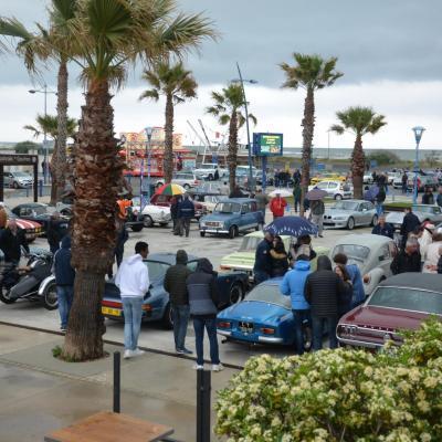 Jazz In Oc et véhicules d'époques à St Pierre la Mer