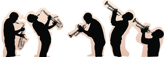 1 musiciens detoures