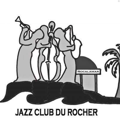 Logo jazz club contrast augmente copie